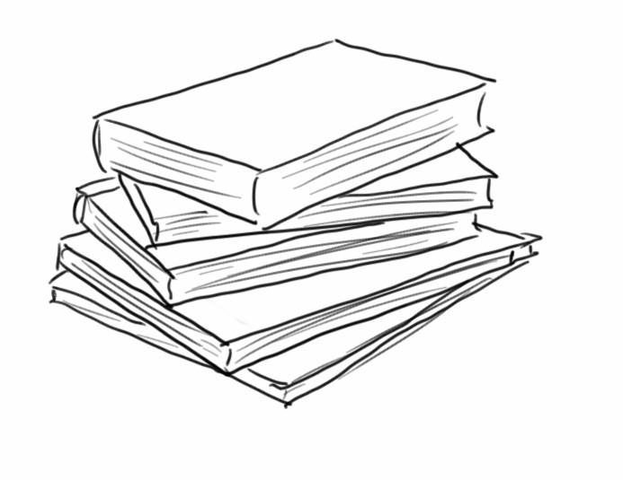 Stabel bøger